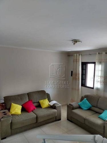 Imagem 1 de 18 de Sobrado À Venda, 100 M² Por R$ 330.000,00 - Vila São Pedro - Santo André/sp - So3956