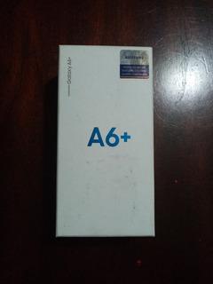 Teléfono Celular Samsung A6 Plus 32gb Rom Y 3ram