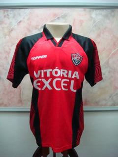 Camisa Futebol Vitoria Salvador Ba Topper Jogo Cód. 2006