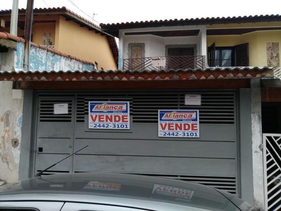 Sobrado Com 3 Dormitórios À Venda, 120 M² Por R$ 480.000,00 - Jardim Santa Clara - Guarulhos/sp - So1045