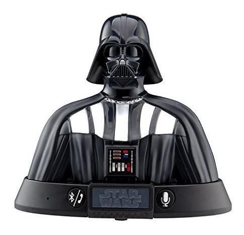 Parlante Portátil Darth Vader Star Wars Guerra De Galaxias