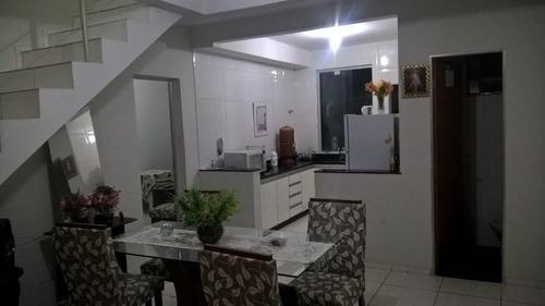 Casa Geminada Para Venda Em Ribeirão Das Neves, Porto Seguro - V02_1-908670