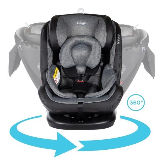 Butaca Auto Bebe I-giro 360 De 9 A 36 Kg Isofix Babymovil