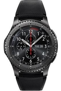 Relógio Smartwatch Gear S3 Frontier Novo Garantia Samsung Br