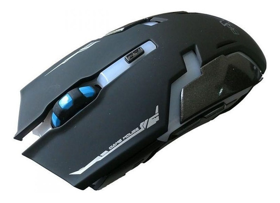 Mouse Inalambrico Gamer Havit Ms997gt 1600 Dpi 6 Botones