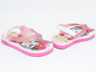 Chinelo Colcci Kids Flower