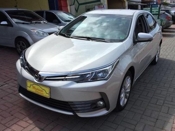 Corolla 2018 Xei Multi-drive S 2.0 (flex)