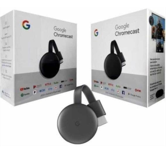 Google Chromecast 3 3ra Generacion Full Hd Nuevo Original