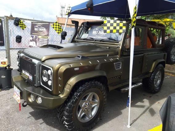 Land Rover Defender 1995. Rediseñado Tip