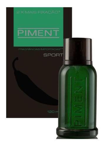 Desodorante Corporal Piment Sport Color 120ml