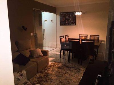 Apartamento Residencial À Venda, Condomínio Portal Dos Pinheiros, Ribeirão Preto. - Ap0282