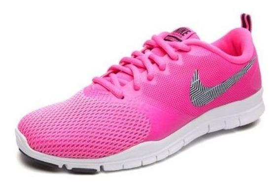 Tênis Nike Flex Essential Tr Rosa Original C/nota Fiscal