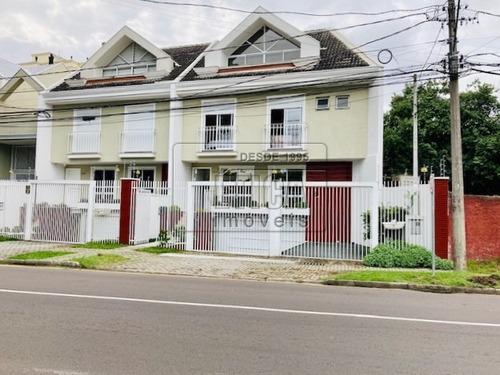 Sobrado Com 3 Dormitórios À Venda Com 201m² Por R$ 950.000,00 No Bairro Mercês - Curitiba / Pr - S 1839