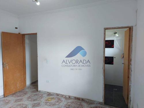 Sobrado Com 4 Dormitórios À Venda, 240 M² Por R$ 265.000,00 - Parque Interlagos - São José Dos Campos/sp - So2061