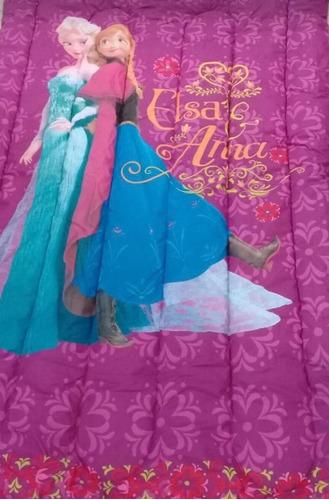 Imagen 1 de 12 de Acolchado Niño 1 Plaza Disney