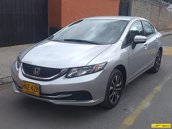 Honda Civic 4dr Lx Al
