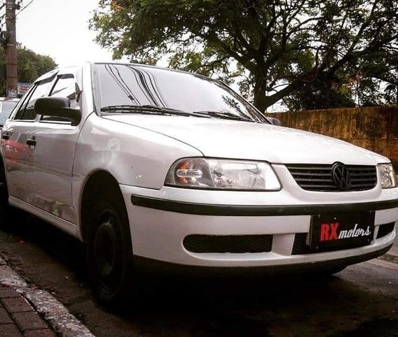 Volkswagen Gol 1.0 City 4p 2005