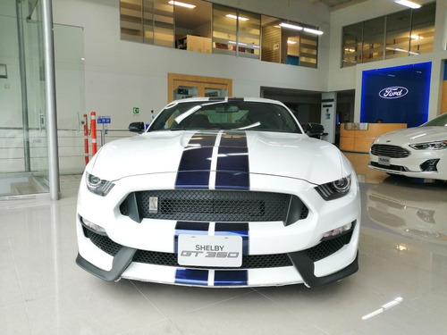 Ford Mustang Shelby Gt350 Gt 350