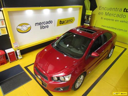 Chevrolet Sonic 1.6 Lt 4 P