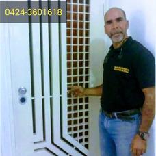 Rejas Multilook Y Puertas De Seguridad Blindados La Rosa