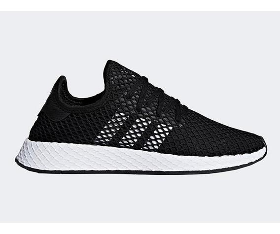 Zapatillas adidas Deerupt Runner Negro - Corner Deportes