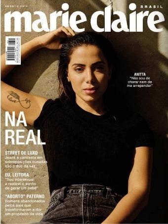 Revista Marie Claire Ed 341 Agosto/2019