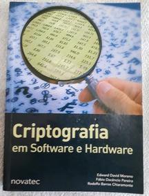Livro Informática Criptografia Em Software E Hardware
