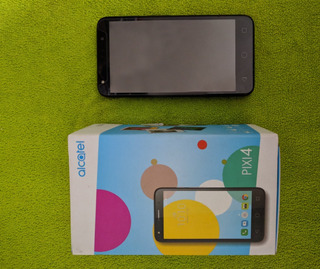 Telefono Alcatel Pixi 4 (5045d) 8gb Interno 1gb Ram 90trmps
