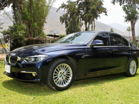 Bmw Serie 3 Año 2015. Impecable