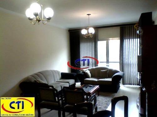 Imagem 1 de 13 de Apartamento  Residencial À Venda, Baeta Neves, São Bernardo Do Campo. - Ap0205