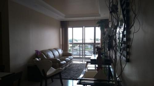 Imagem 1 de 15 de Apartamento Na Vila Augusta/guarulhos - 3 Dormitórios - 90m² - Ai22978