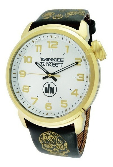 Relógio Yankee Street Ys38472b - Original Com Garantia