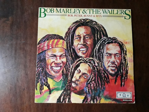 Lp Vinil Bob Marley & The Wailers - Bob, Peter, Bunny & Rita