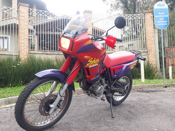 Honda Sahara 350 Nx