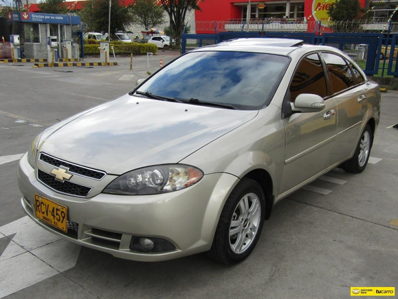 Chevrolet Optra Advance 1.8 Fe