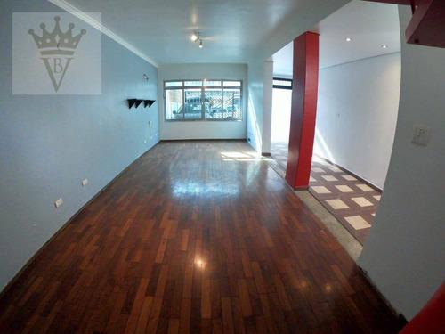 Casa Com 5 Dormitórios À Venda, 229 M² Por R$ 750.000,00 - Vila Santa Catarina - São Paulo/sp - Ca0489