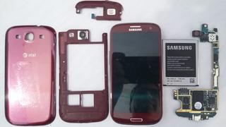 Samsung Galaxy S3 Sgh-i747 At&t Completo/reparar/piezas