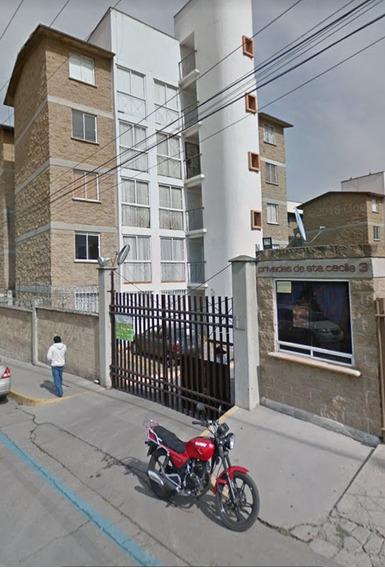 Departamento En Colonia Santa Cecilia