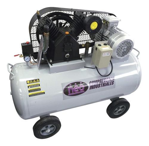 Compresor De Aire 250l Trifasico Neo Ce1025 G P