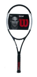 Raqueta Staff Federer 97l Wilson Team Sport Tienda Oficial