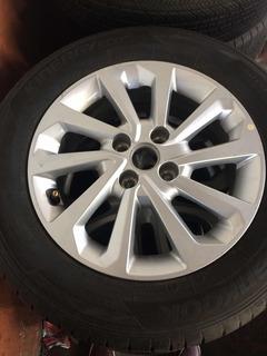 Rin Y Llanta 15 Hyundai Accent Y Aveo Chevrolet 2018