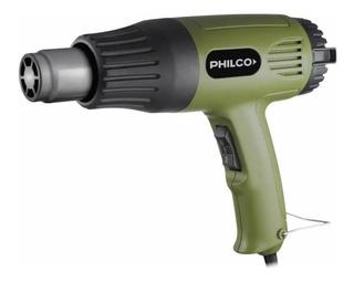 Pistola De Calor 2000w 600 Grados Philco Selectora De Calor