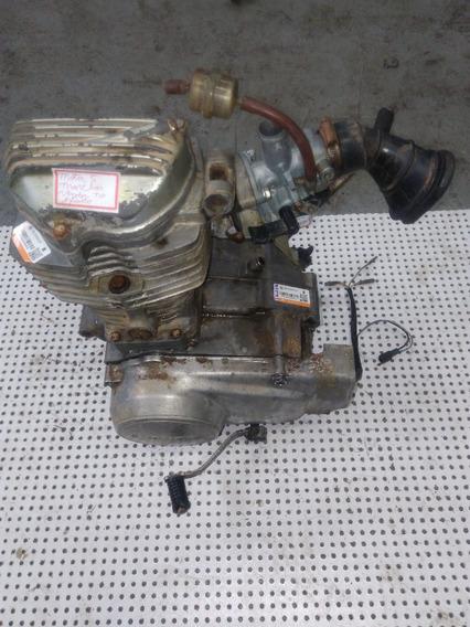 Motor Completo Honda Cg Bolinha Original