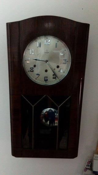 Antiguo Reloj Marca Junghans Trabajando!!!! Remato!!!