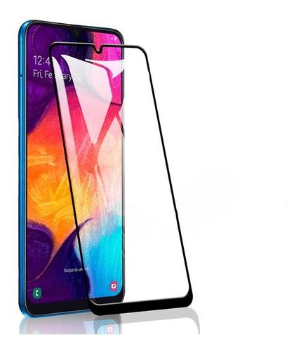 Vidrio Templado Full 9d 11d Samsung A10 A20 A30 A40 A50 A70