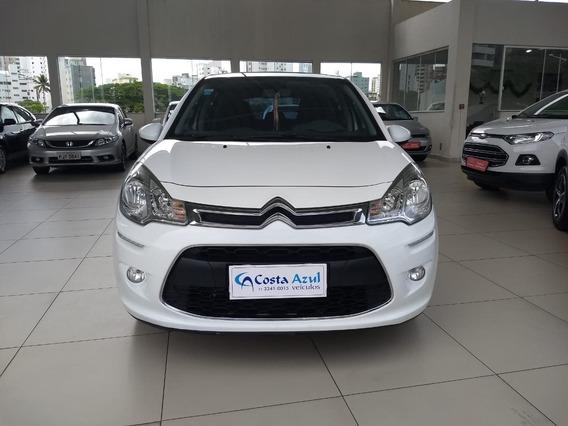 Citroën C3 1.6 Tendance 16v Flex 4p Automático