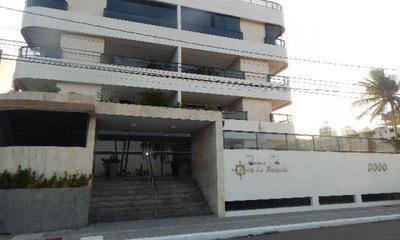 Apartamento Em Cabo Branco, João Pessoa/pb De 138m² 3 Quartos À Venda Por R$ 915.000,00para Locação R$ 5.000,00/mes - Ap239940lr