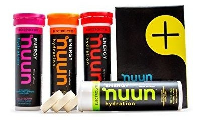 Nuevo Nuun Tabletas De Electrolito Hidratante Energetica 1 1