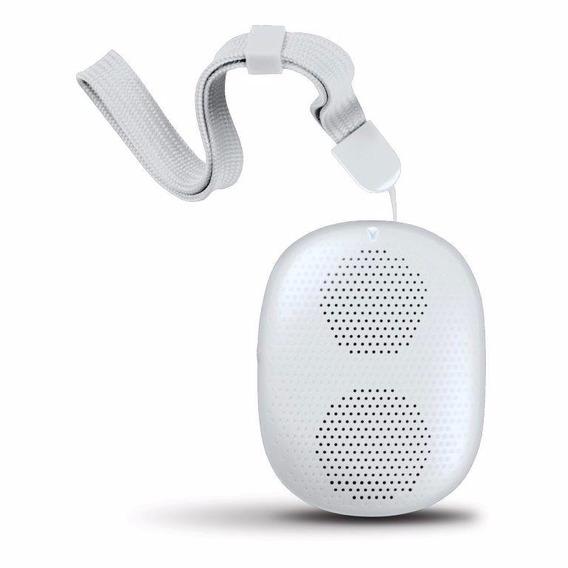 Caixa De Som Isound Popdrop Bluetooth - Branco