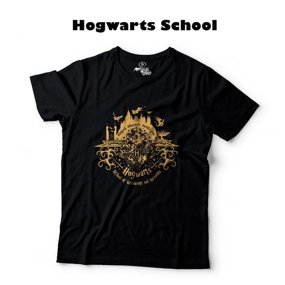 Playera Harry Potter Snitch, Hogwarts, 9 3/4 Gryffindor